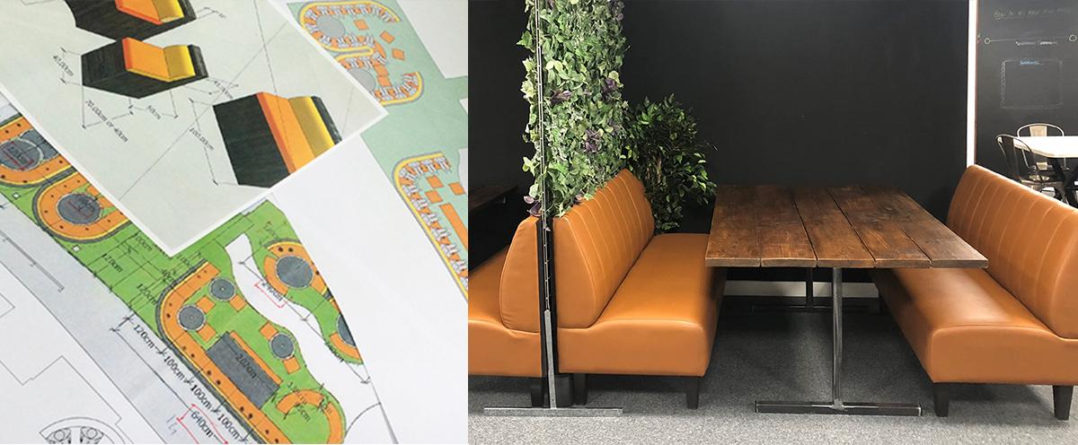 bespoke office furniture
