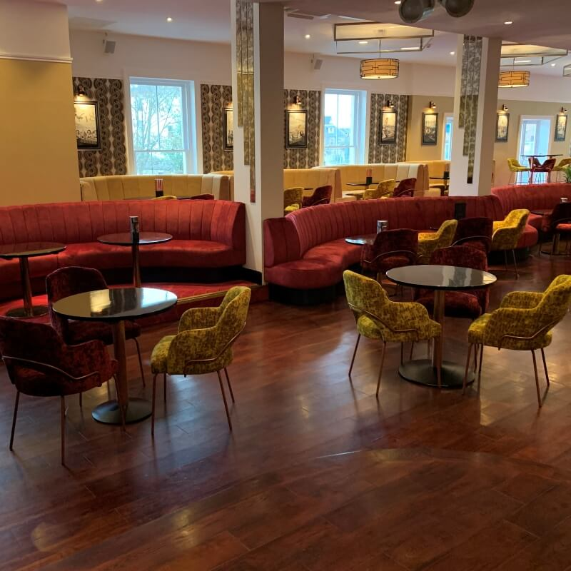 Bar And Brasserie Loose Furniture