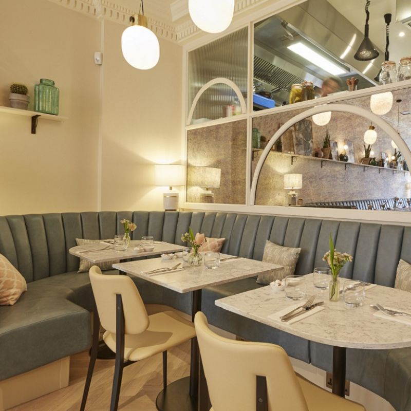 Banquette Seating: Banquette Seating Gallery