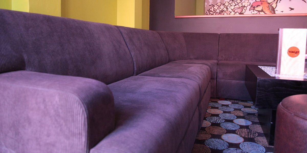 Banquette Seating Style 1