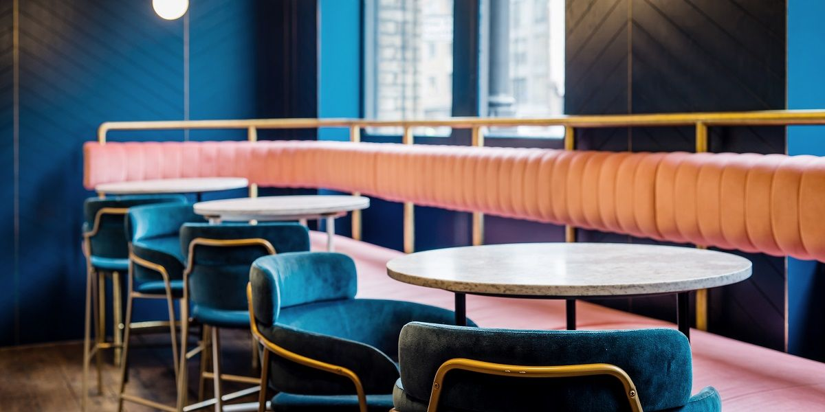 Banquette Seating Style 2