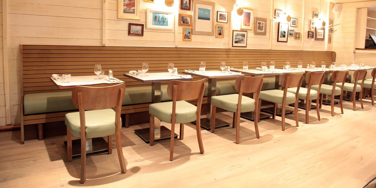 Banquette Seating Style 3