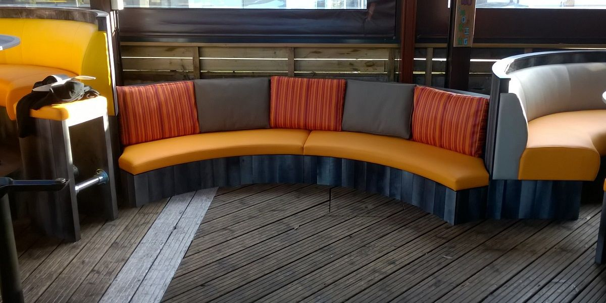 Banquette Seating Style 5