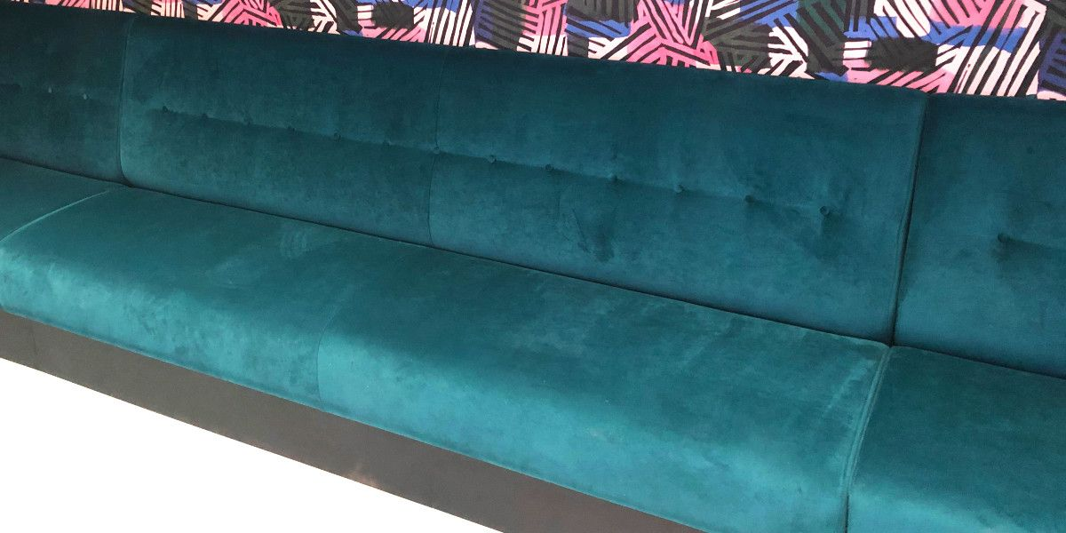Button Banquette