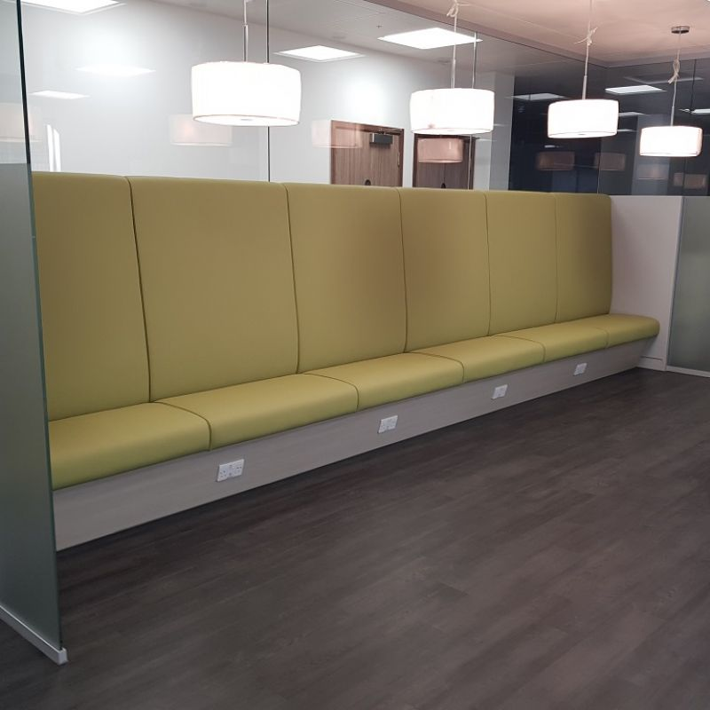 Commericial Banquette