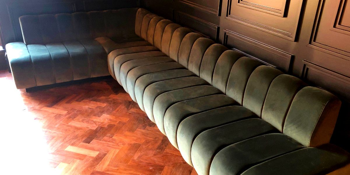 Fluted Seating 10