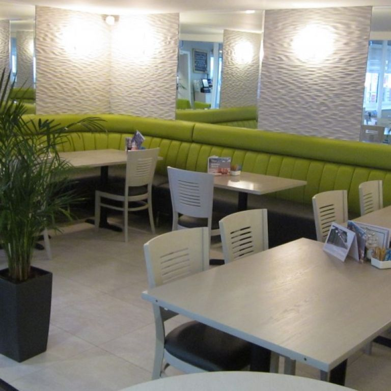 Flute Roll Plus Bespoke Restaurant Seating 1