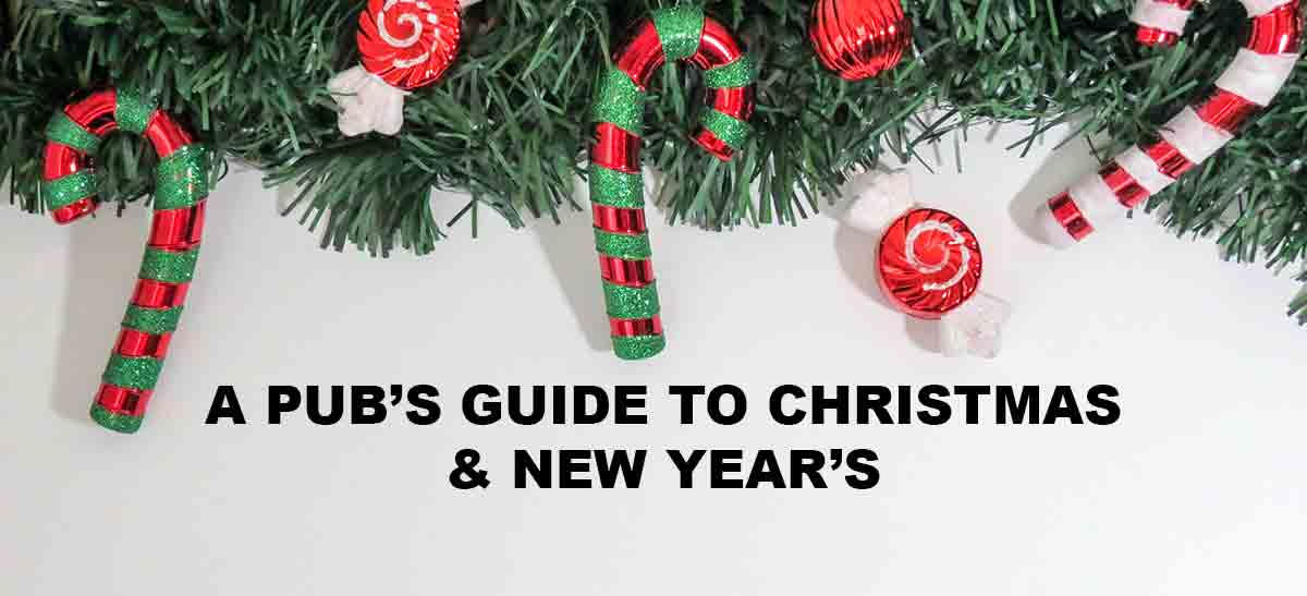 A Pub's Guide to Christmas and New Year's